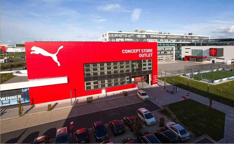 Puma: FY17 sales and earnings jump