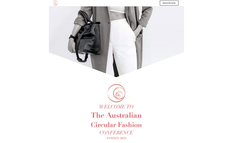 The Australian Circular Fashion Conference to become the next sustainable