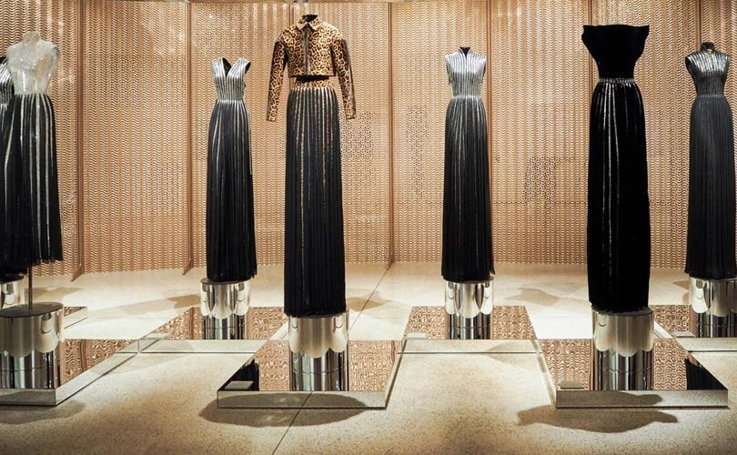 Inside Azzedine Alaïa: The Couturier exhibition