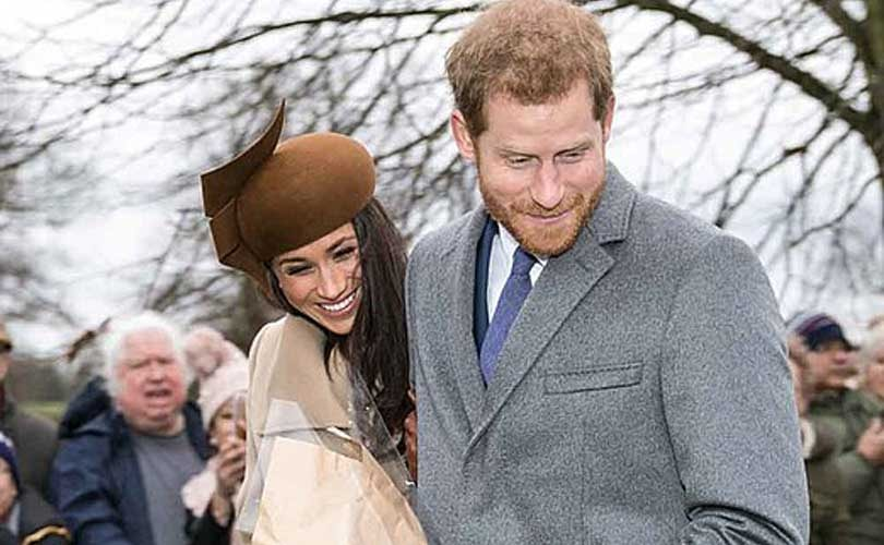 Meghan Markle Fashionista Facing A Royal Makeover