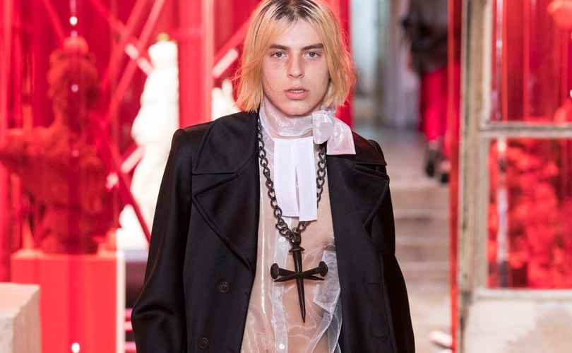 Liberate men with satin and corsets: fashion icon Galliano