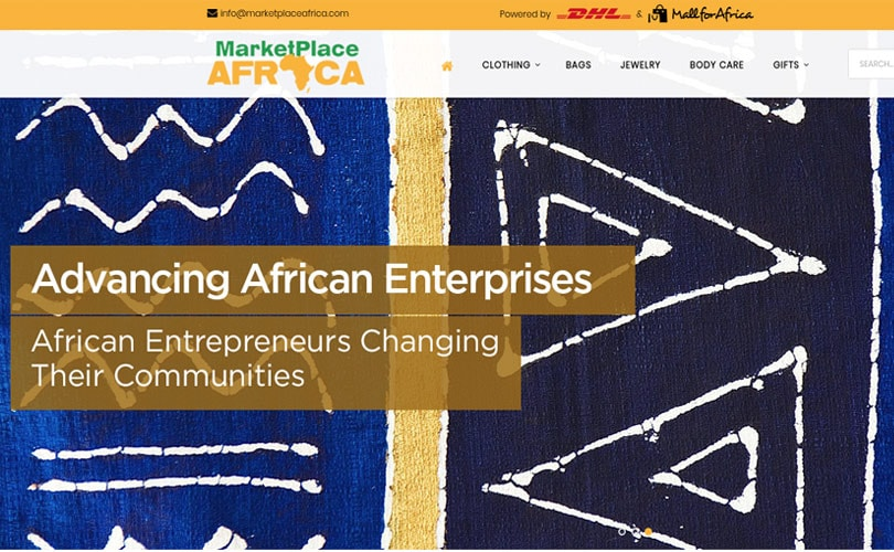 DHL and MallforAfrica join forces to boost African fashion internationally