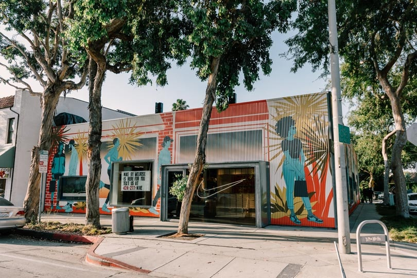 Nike opens new concept in LA curated by local NikePlus members
