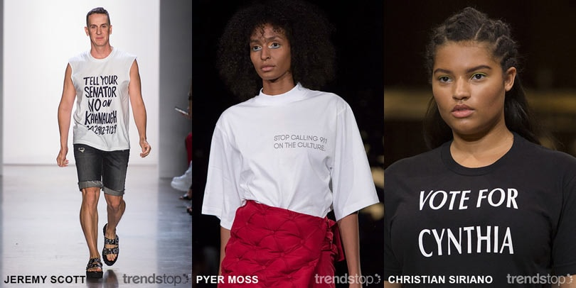 Spring Summer 2019 New York Fashion Week Highlights
