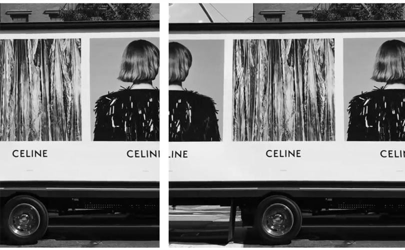 Celine suspends e-commerce ahead of Hedi Slimane's catwalk debut