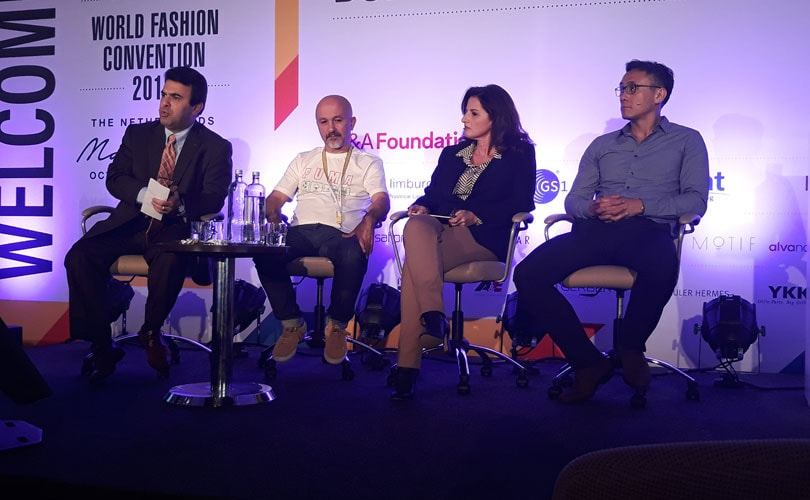 "IAF World Fashion Convention: ""Don't be afraid of technology. Embrace it as an enabler"""