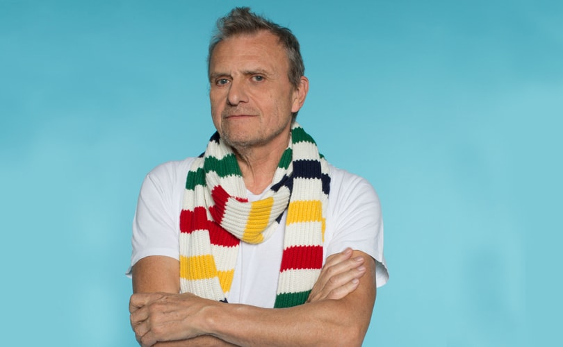 Jean-Charles de Castelbajac: can he restore colour to Benetton?