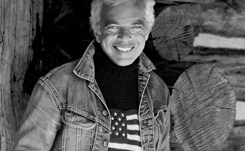 Ralph Lauren to become first American designer to be knighted by the Queen