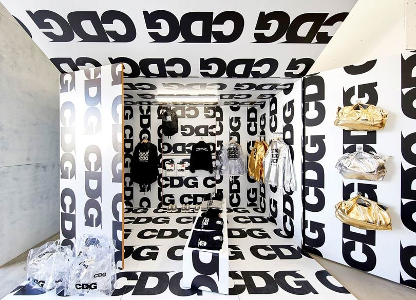 In Pictures: Dover Street Market opens Los Angeles store