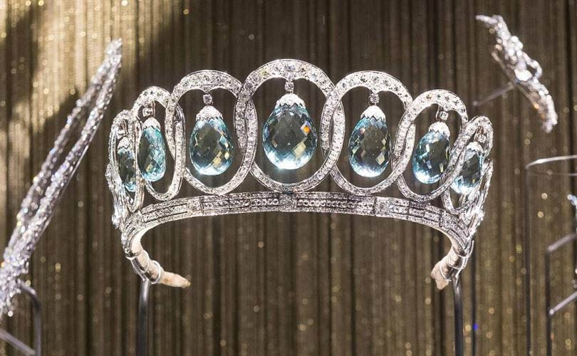 Exhibition at Moscow Kremlin Museum celebrates Bvlgari with Elizabeth Taylor's collection