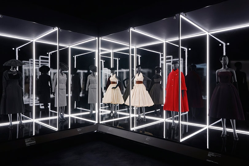 Inside the Christian Dior: Designer of Dreams exhibition