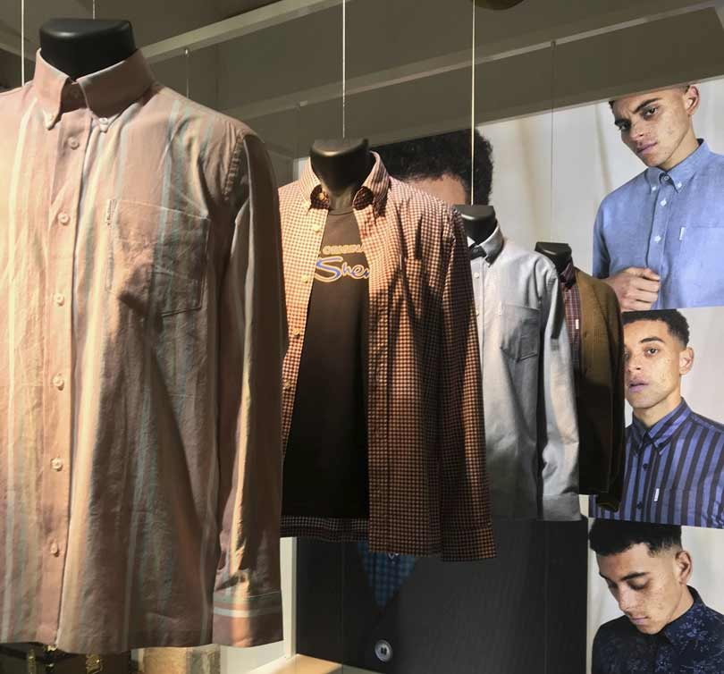 Ben Sherman returns to Pitti Uomo with shirt heritage exhibition