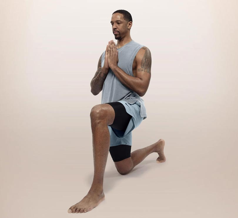 Nike embraces its inner zen with first yoga collection