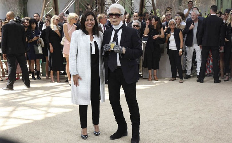 In pictures: Karl Lagerfeld (1933-2019)
