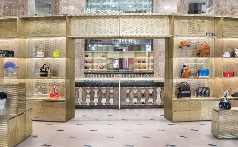 In pictures: Galeries Lafayette to open new Champs-Elysées flagship this week