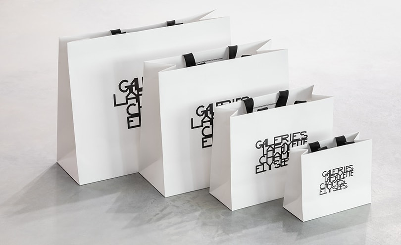 Galeries Lafayette unveils visual identity of its new Champs-Elysées store