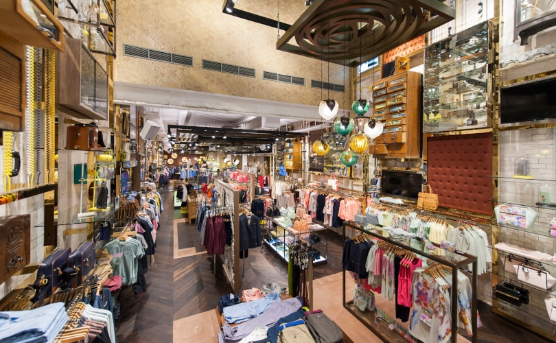 871a4c755 Ted Baker  Annual profits drop by 26.1 percent