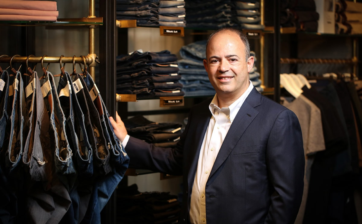 Scotch & Soda taps Stella McCartney boss as new CEO