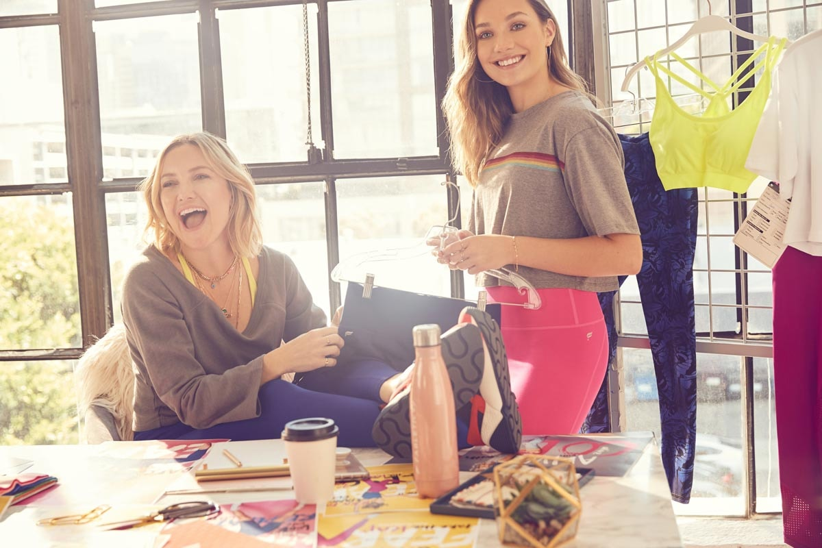Fabletics launching collection with Maddie Ziegler