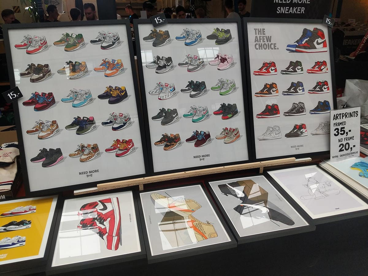 Sneakerness Amsterdam celebrates biggest edition to date