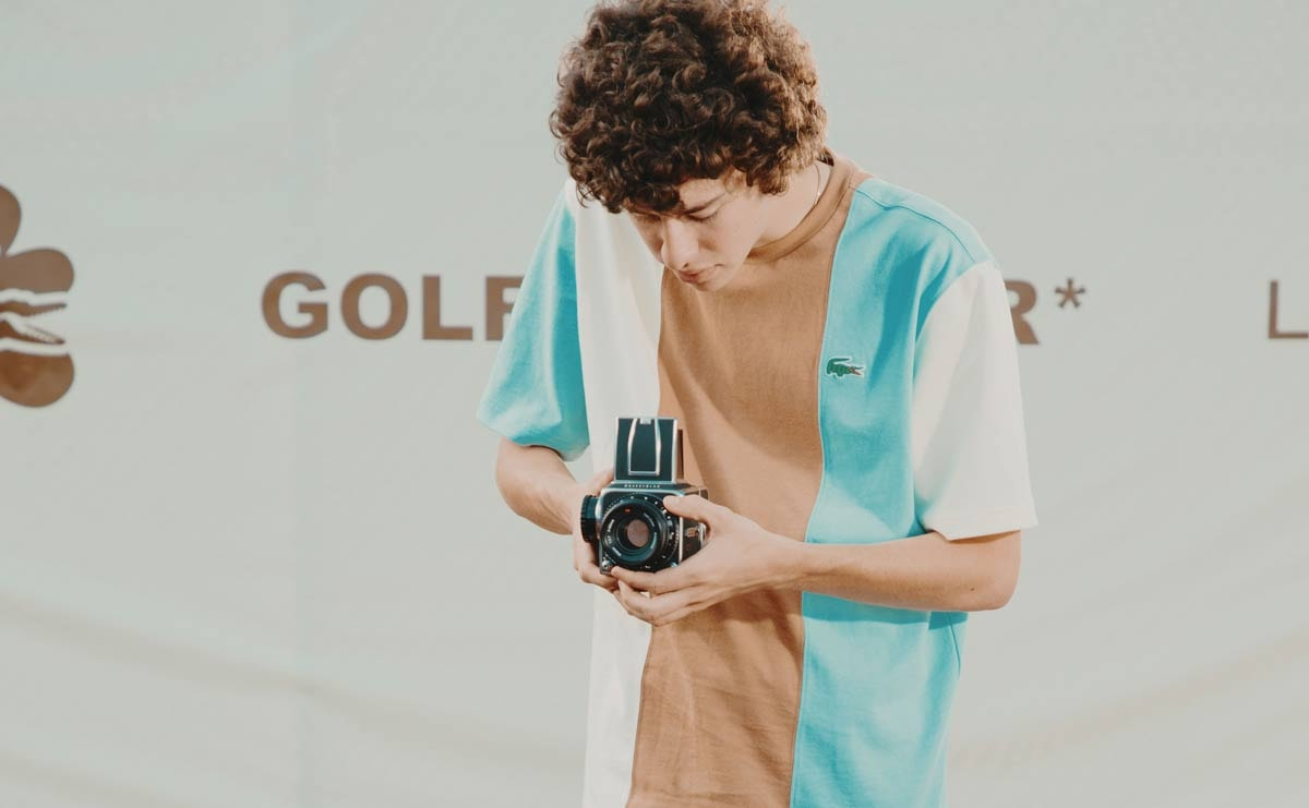 Lacoste unveils first collaboration with Tyler, The Creator