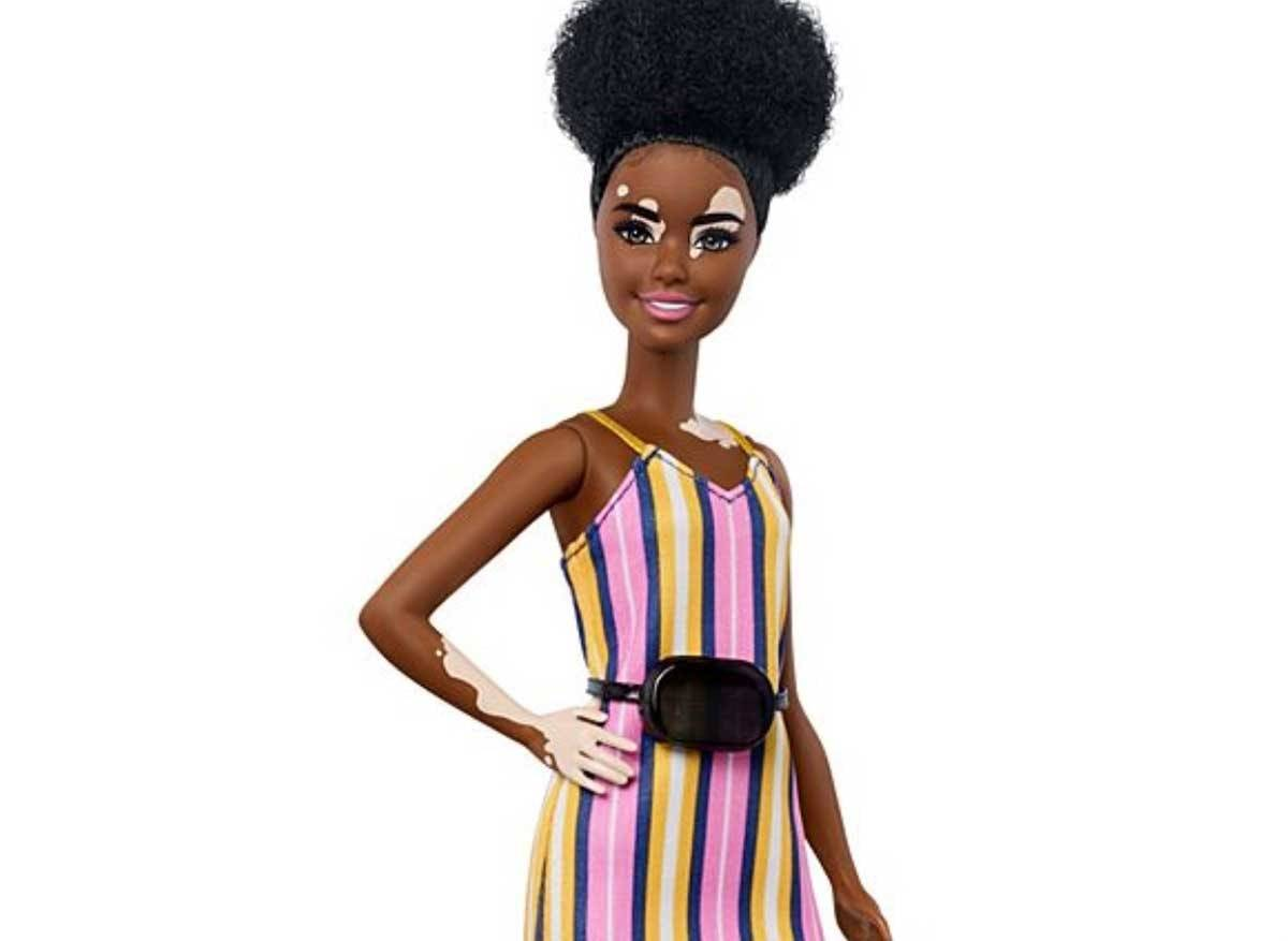 In pictures: Barbie gets more inclusive