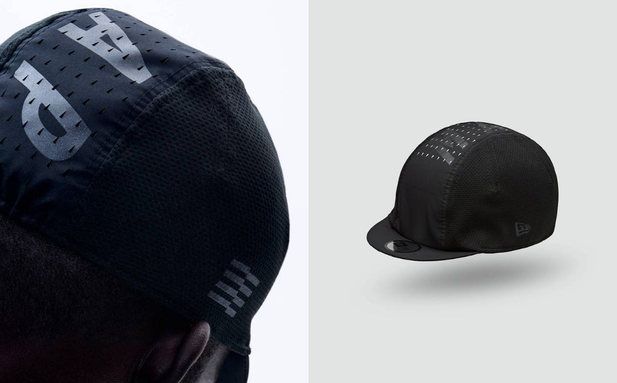 Cycling brand Maap teams up with New Era