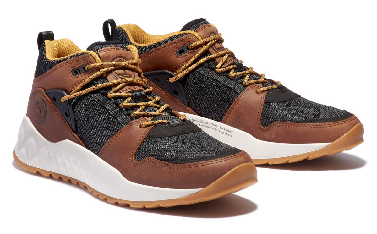 Timberland expands regenerative leather footwear offering