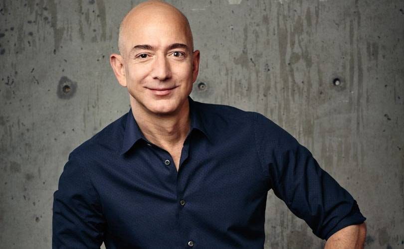 Amazon CEO Bezos to step down as Q4 sales top 100 billion dollars