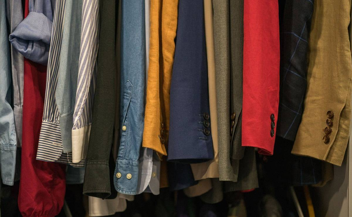 Made-in-UK clothing to be hit by 25 percent US tarrifs