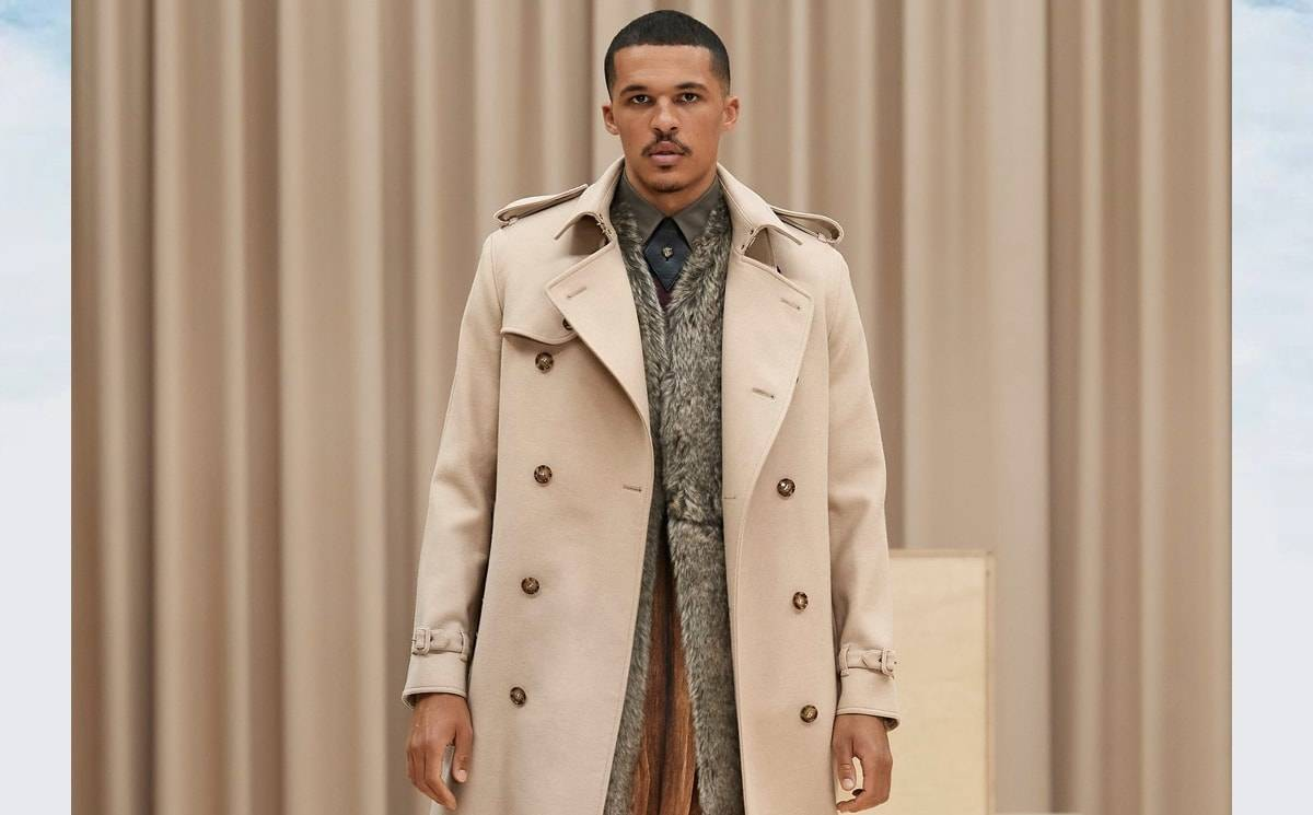Video: Burberry FW21 menswear collection