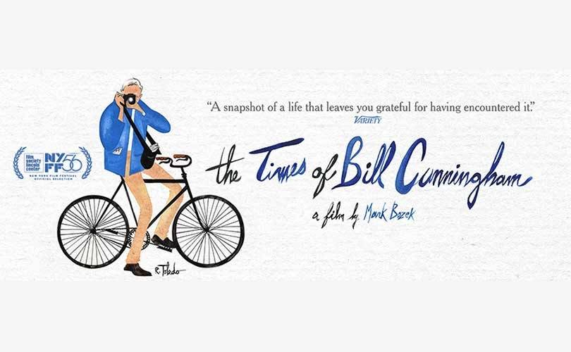 Lost interview focus of new Bill Cunningham documentary