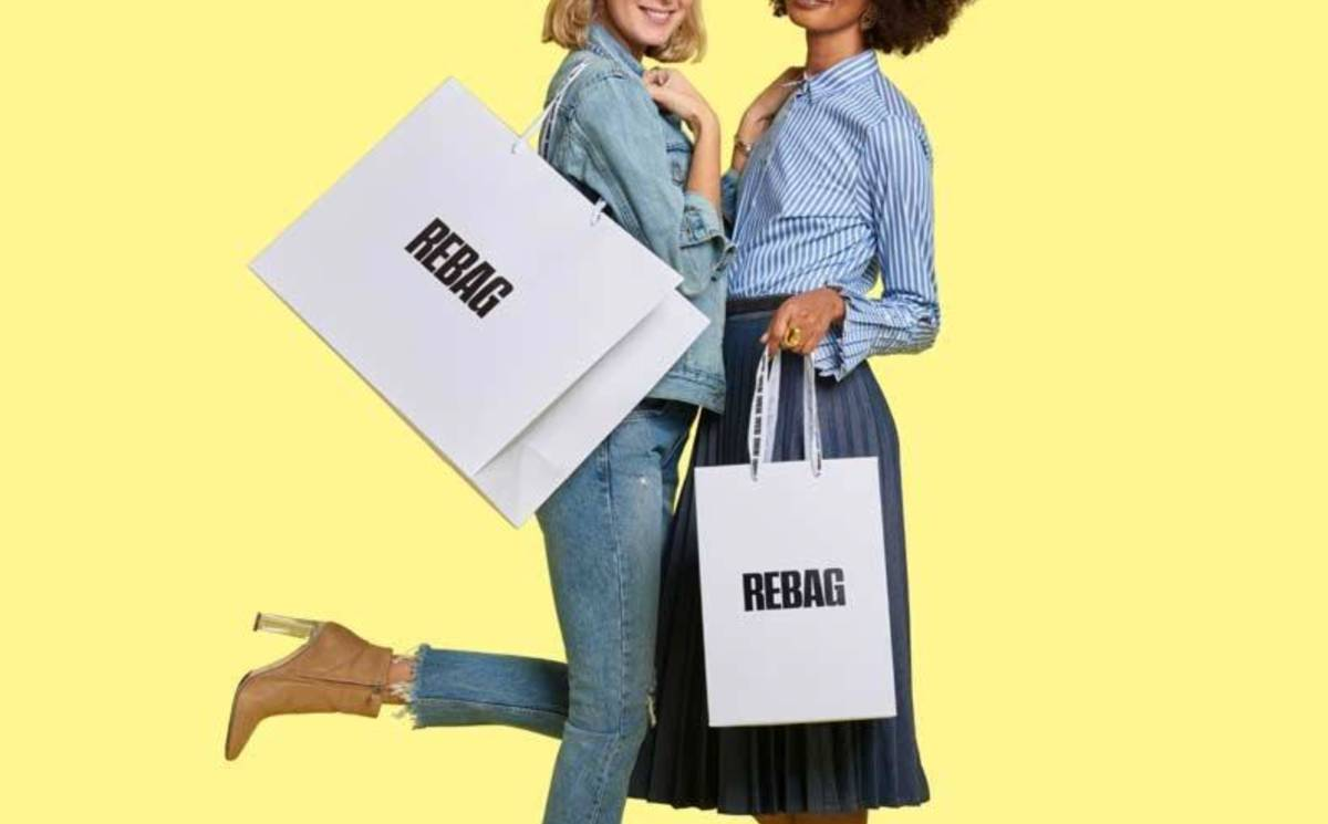 Rebag debuts shopping experience curated by fashion industry leaders