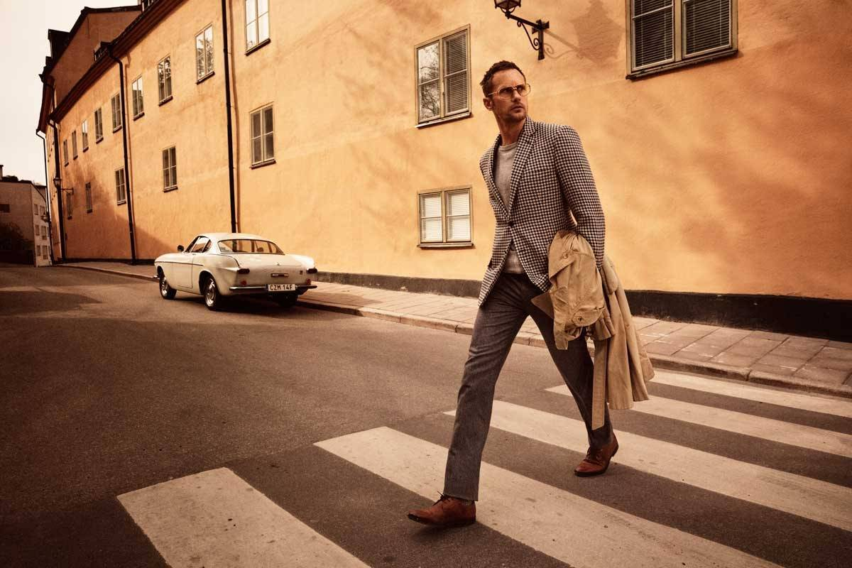 Clarks enlists Alexander Skarsgård and Freida Pinto as new faces