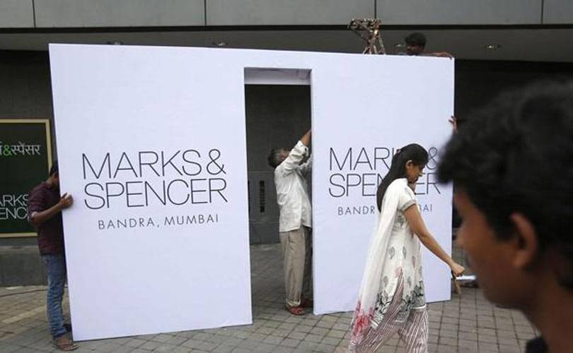 Marks & Spencer prepares for online push into India