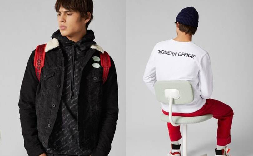 Off-White and Mr Porter to launch collaborative capsule collection