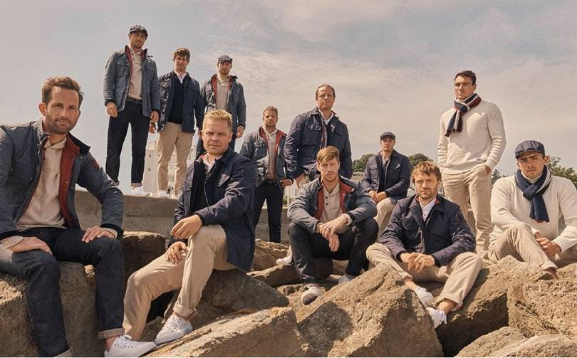 Belstaff launches Ineos Team UK collection ahead of America's Cup Challenge