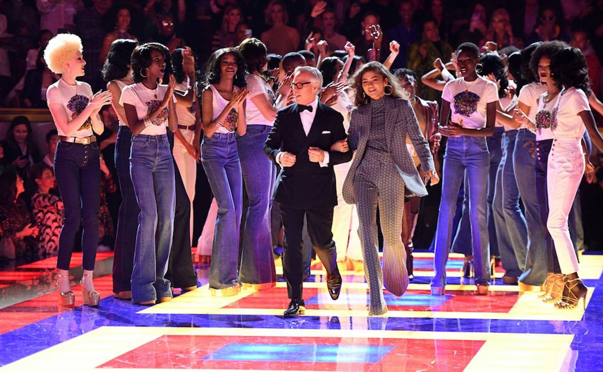 Tommy Hilfiger x Zendaya release latest co-designed collection